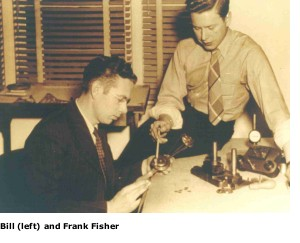 Bill and Frank Fisher
